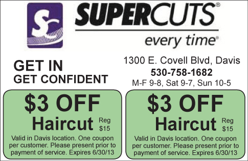 Supercuts printable coupon october 2018